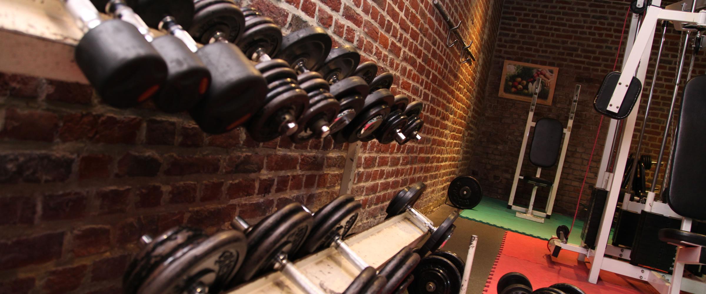 Une salle de Cardio-training / Musculation